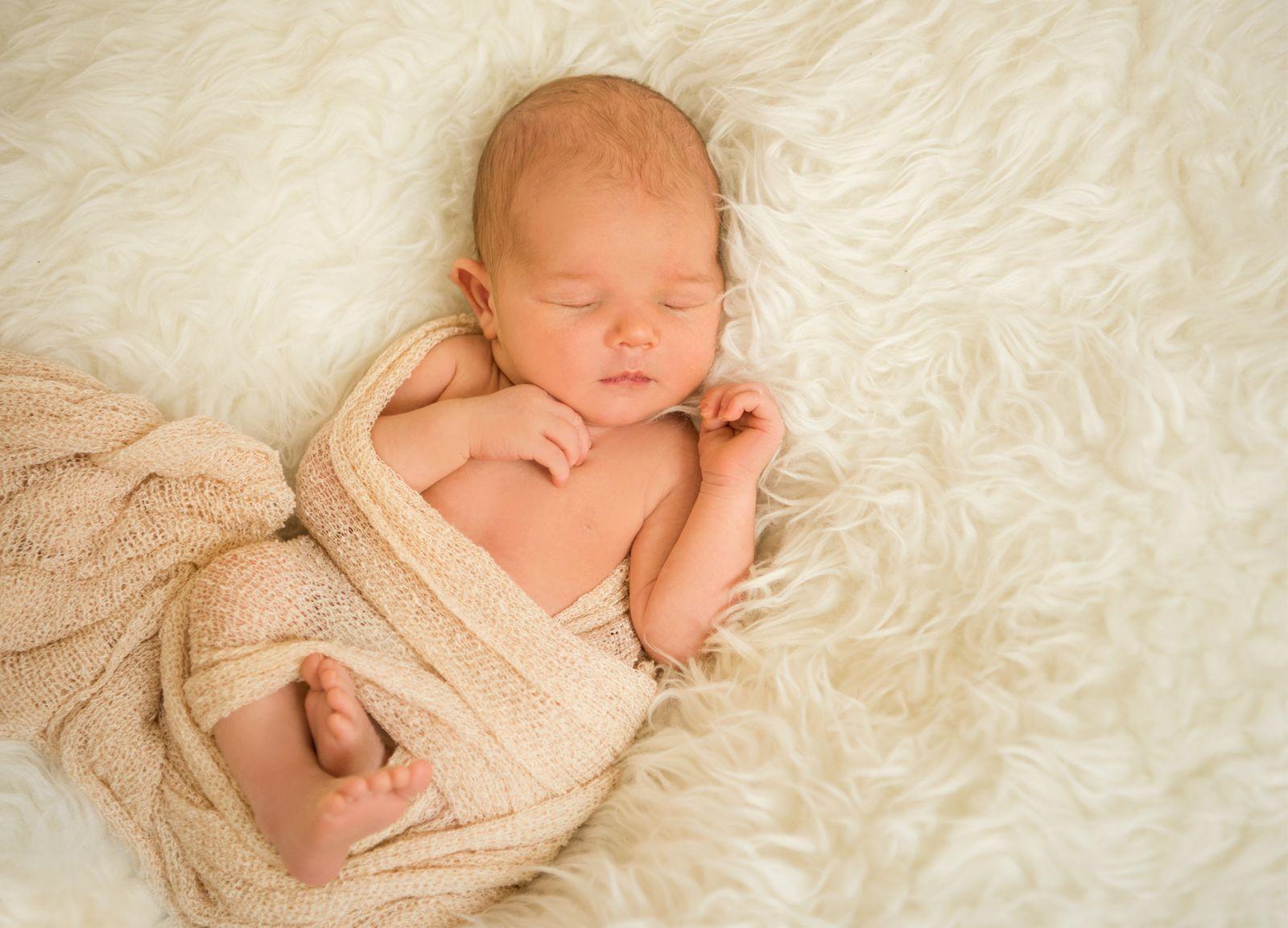 Newborn-Fotoshooting